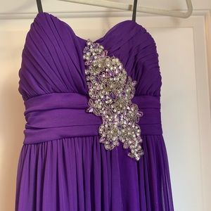 High Low Occasion Dress